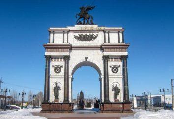 Łuk Triumfalny (Kursk) zdjęcia, opis, historia, adres