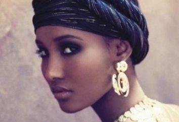Suggerimenti su come legare un turbante in testa