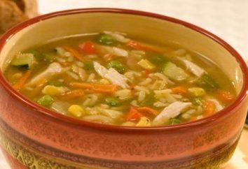 minestre asciutte: ricette con foto