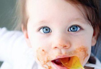 W jakim wieku można podać buraki dziecka iw jakiej formie?