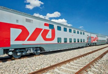 Treno a due piani Mosca-Samara: fermate, foto dentro, recensioni