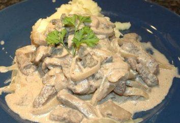 Come cucinare il fegato di pollo in crema acida: un passo per passo la ricetta