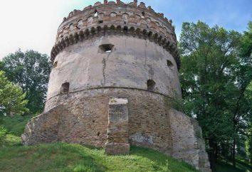 Castillo de Ostroh: descripción, historia, hechos y opiniones interesantes