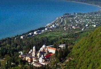 Chambres d'hôtes en Abkhazie sur la plage: avis, les descriptions, spécifications et commentaires