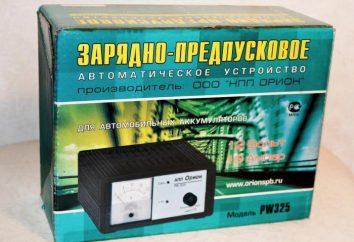 """Ładowarka """"Orion PW325"""" feedback. Ładowarka """"Orion PW325"""" dla samochodów: Oświadczenie"""