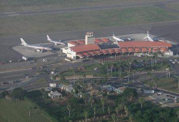 O principal aeroporto da República Dominicana. O que é isso?