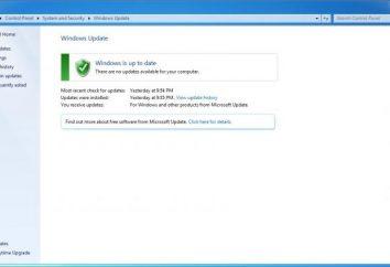 Como desativar a atualização para o Windows 10: conselhos práticos e instruções passo a passo