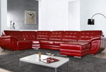 """Sofa """"Lancaster"""" – un classique noble"""
