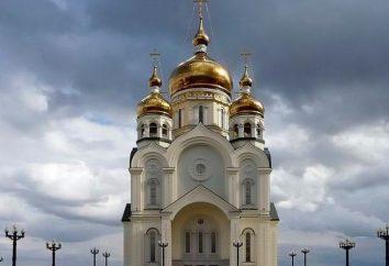 Gdzie się udać w Chabarowsku z dzieckiem i przyjaciółmi?