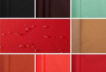 Dyuspo (tissu): Description et caractéristiques