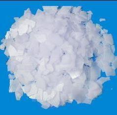 idrossido di sodio, le sue proprietà fisiche e chimiche: