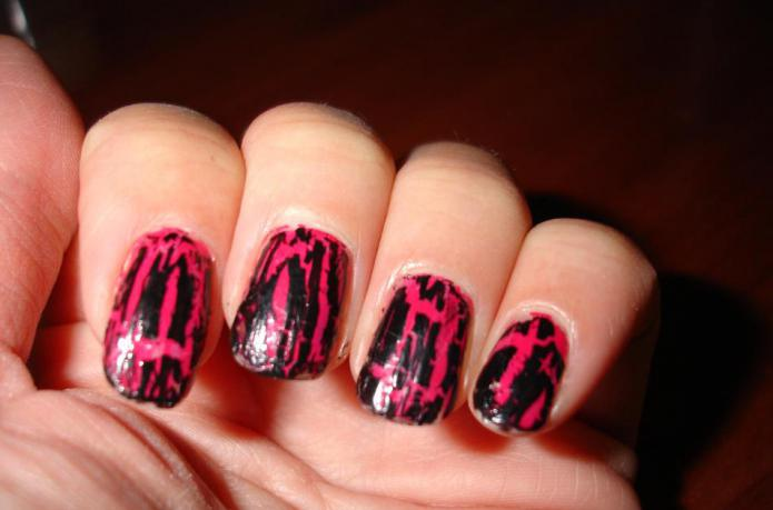 esmalte de uñas \