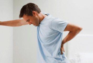 Il trattamento di osteoartrite dei rimedi contro la schiena folk, iniezioni, unguenti a casa