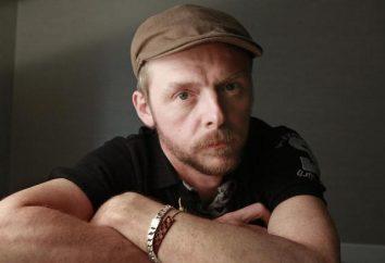 Simon Pegg: filmografia, da protagonista. Simon Pegg e Nick Frost: Filmografia
