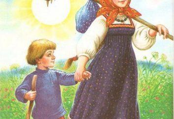 """Resumen: """"La hermana y el hermano Alyonushka Ivanushka"""". cuento de hadas ruso"""