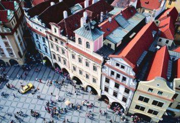 Czech wizy: subtelności konstrukcji