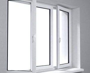 Instalação de janelas de plástico: uma janela de vidro duplo para escolher?