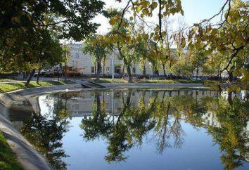 Chistye Prudy w Moskwie: jak nazywano wcześniej historia