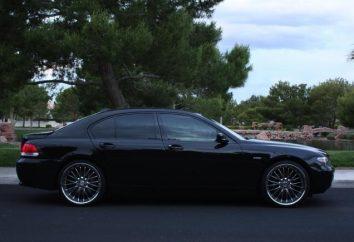 BMW 745: klasyczny niemiecki przemysł samochodowy