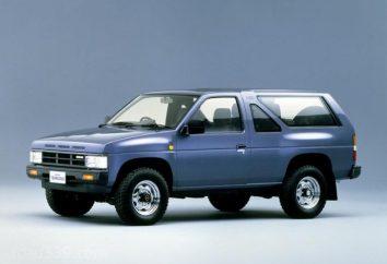 Nissan Terrano: opinie, cena, dane techniczne