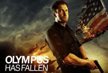 2013 action « Olympus Has Fallen »: Acteur Dzherard Batler dans le rôle de sauveur de la Maison Blanche