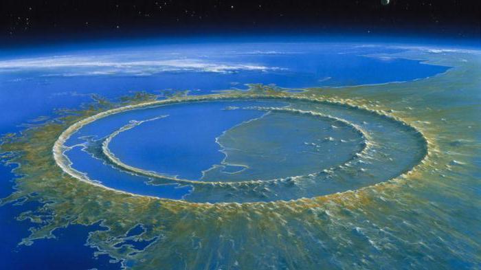 Chicxulub-Krater