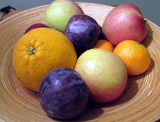 Wyciągnięcie wniosków: martwa natura z owocami (dla dzieci poziomie szkoły średniej)