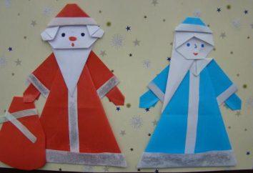 """la creatività dei bambini: l'applicazione di massa """"Babbo Natale"""""""