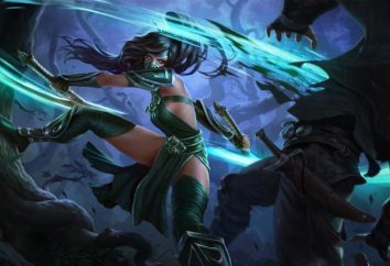 League of Legends: guida alla Akali