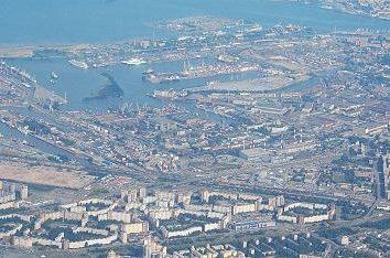 Port Bronk – wielofunkcyjny kompleks przeładunku morze