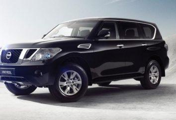 """Specyfikacje """"Nissan Patrol"""" 2013 lineup"""