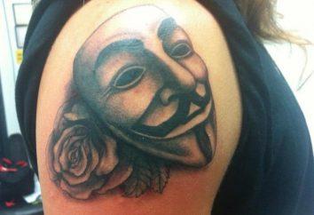 """""""Maski"""" -tatu jako okazję do pokazania się"""