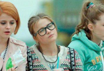 roman russe « La crise de l'âge tendre. » Acteurs offres héroïnes d'âge