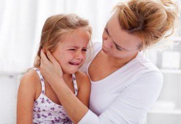 stomatite herpès chez un enfant: symptômes et traitement