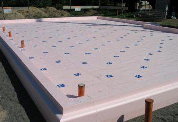 Monolityczny beton piana: plusy i minusy, stosowane w budownictwie