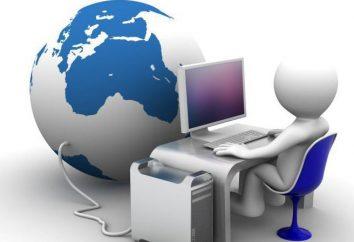 Die Vorteile und Schäden des Internets