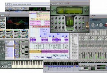 Mieszanie muzyka: przegląd programu