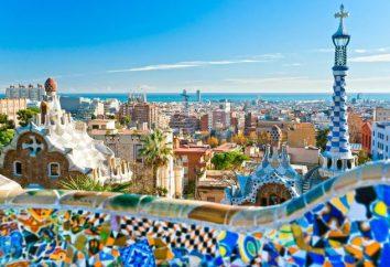 Barcelona – eine Stadt in Spanien. Die Geschichte von Barcelona und Attraktionen
