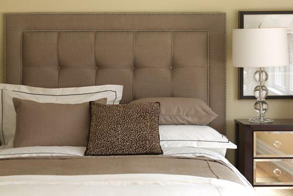 Bett Mit Gepolstertem Kopfteil bett mit gepolstertem kopfteil eleganz und schönheit