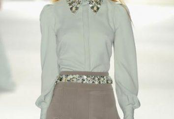 Modne spódnice 2013 autorstwa znanych projektantów