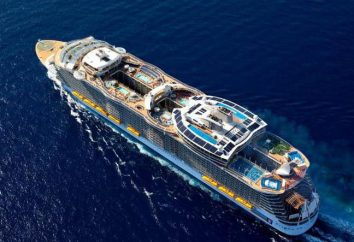le plus grand paquebot au monde Oasis of the Seas