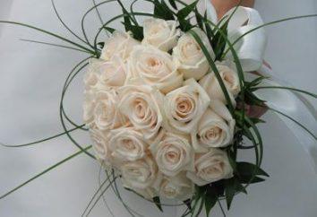 ¿Cómo elegir la flor más popular para el ramo de la novia?