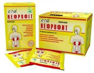 """""""Nephrophyt"""": instrukcję obsługi, ceny i opinie"""