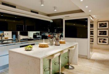 Le studio de design de cuisine originale
