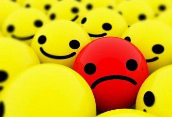 Come l'ansia ospedale usato e la scala della depressione