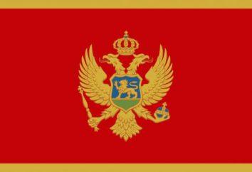 Montenegro bandiera: la storia e la descrizione