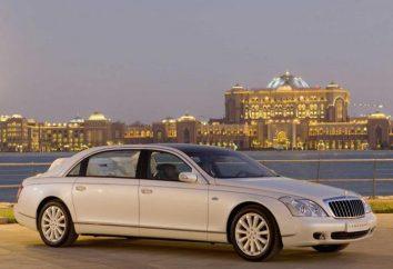 Les voitures les plus chères en Russie: liste des voitures exclusives et de luxe