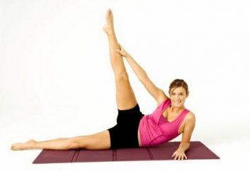 Gymnastische Übungen für die Gewichtsabnahme