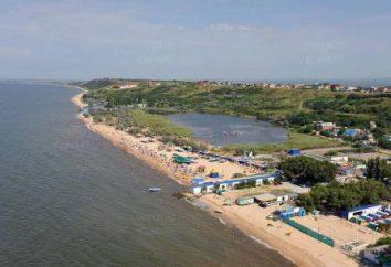 Golubitskaya Dorf – Rest. Die Ruhe auf dem Asowschen Meer