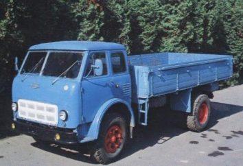 """""""MAZ-500"""" ciężarówka, wywrotka, drewno"""
